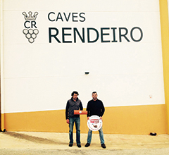 Metarex e Caves Rendeiro